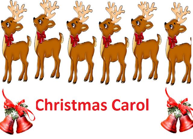 Sing Christmas carols.