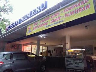 Depot Semeru, Jl. Semeru 27 Malang