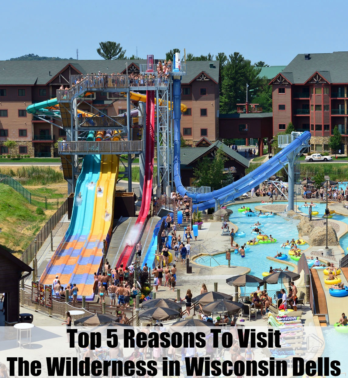 Best Waterpark Hotels In Wisconsin Dells