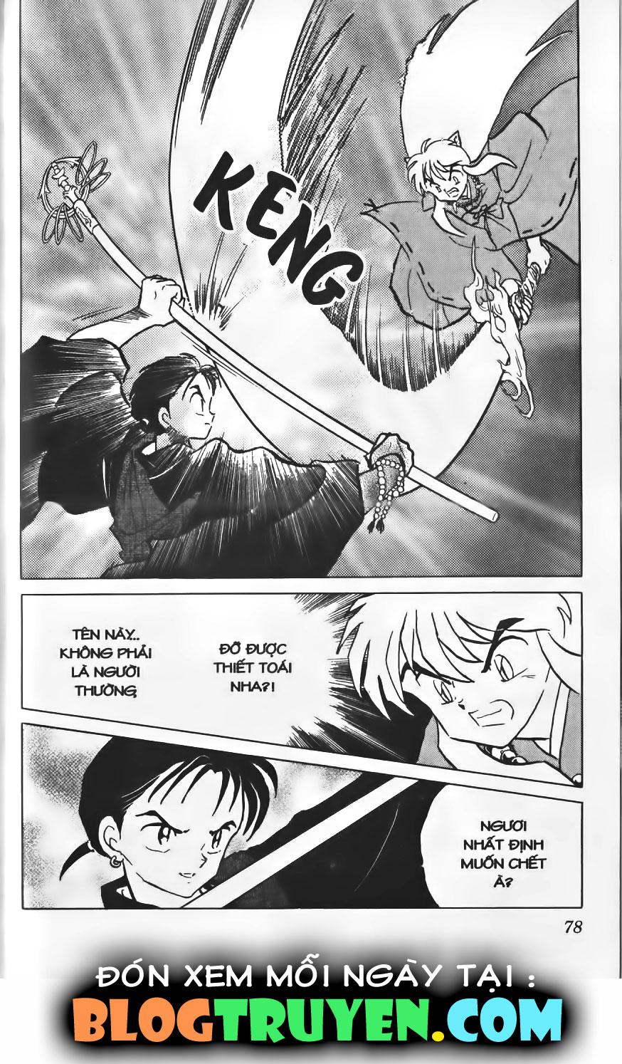 Inuyasha vol 06.4 trang 19