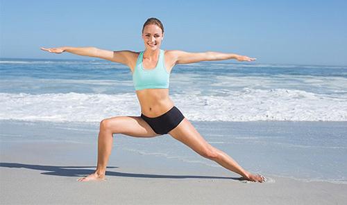 Thực hiện các bài tập yoga cũng giúp tăng chiều cao hiệu quả