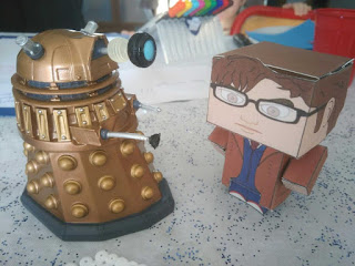 doctor who et dalek