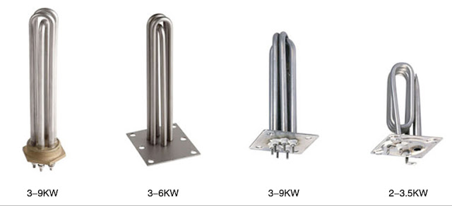 Heating Element for Steam Generators - teetotal - Casa Baths N shower