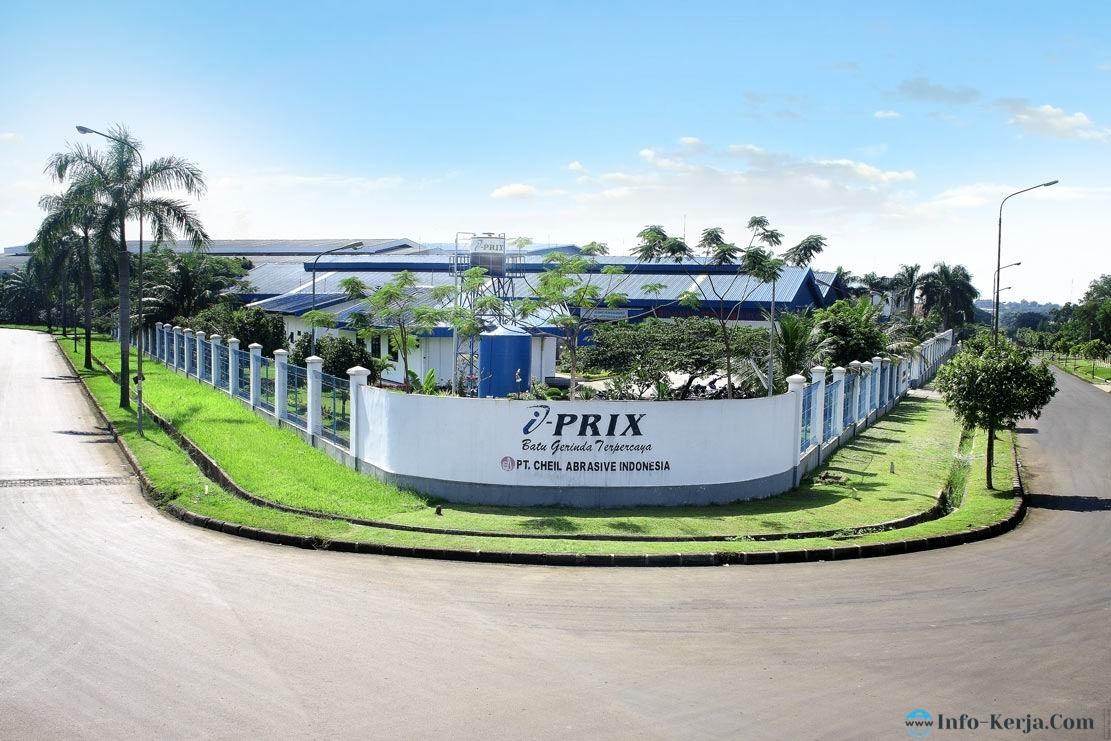 Lowongan Kerja Kawasan Industri BIIC Cikarang Via Pos PT.Cheil Abrasive Indonesia