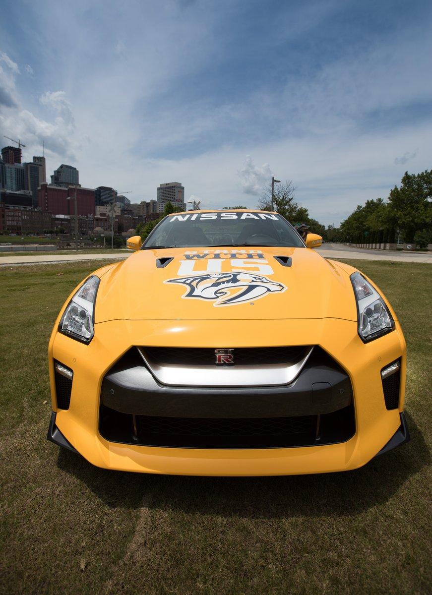 "Nissan Built A One-Off GT-R ""Predzilla"" For The Nashville"