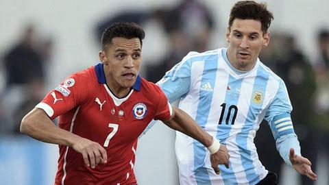 Bóng đá 24h - Copa America 2016 có nhiều bất ngờ
