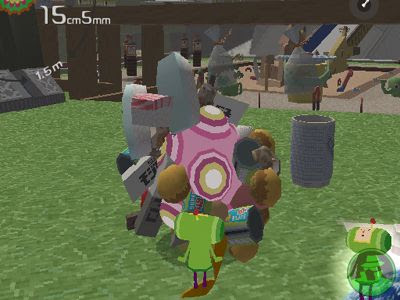 Katamari Damacy (PS2) 2004