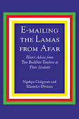 E-mailing the Lamas from Afar