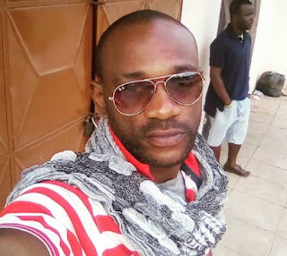 A promising Nollywood actor, Ani Iyoho, narrowly escaped death but was badly burnt while playing a fire stunt on the set of movie director, Stanlee Ohikhuare.