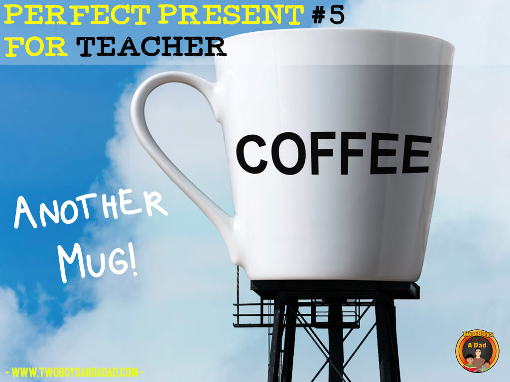teachers want another coffee mug
