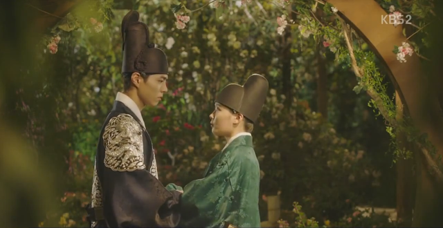 Moonlight Drawn By Clouds Ep 9