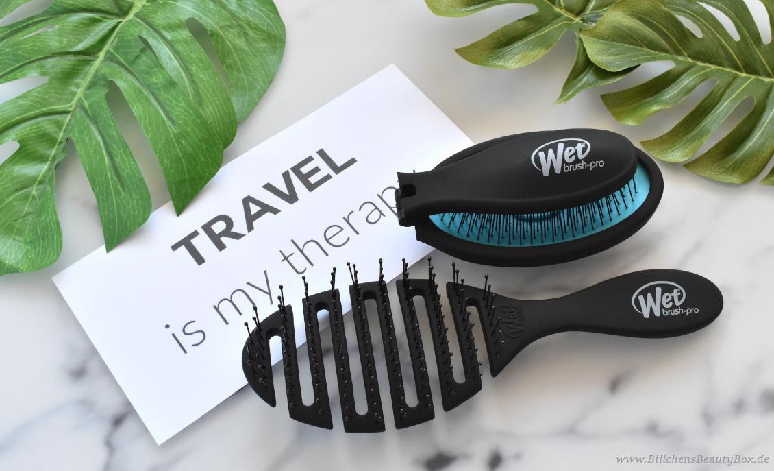 Reise Essentials & Must Haves - WetBrush Haarbürste