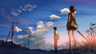 Review Lengkap Anime Jepang 5cm Per Second (Byousoku 5 Cm)