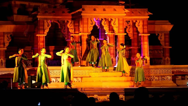 Dance festivals of india