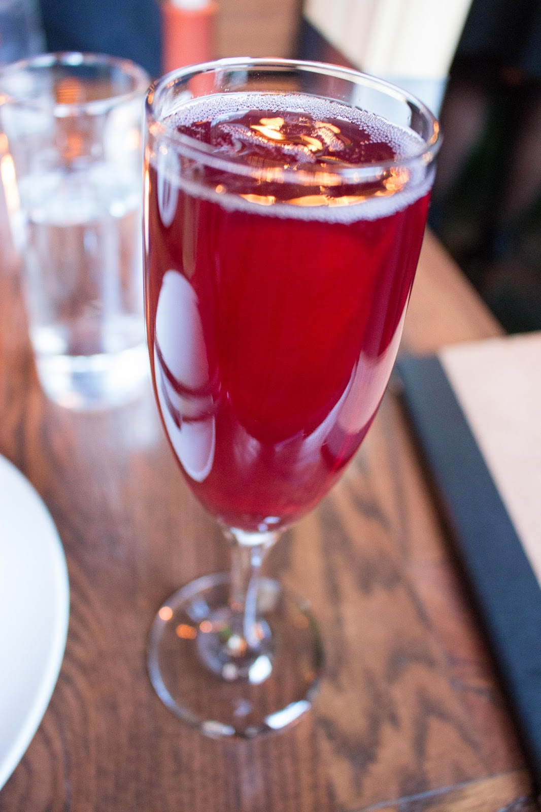 Philly Food Blog: Sampan Junmai Fizz