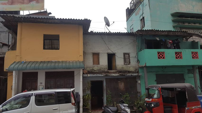 HFSSL: House For Sale in Colombo 2