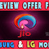 Get Reliance Jio Sim For All LG and Samsung Smartphone 90 Days Unlimited Preview Offer
