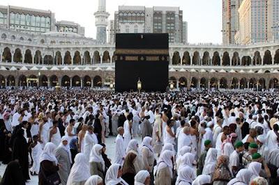 Pengertian Haji, Rukun Caranya dan Syaratnya