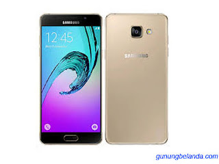 Download Firmware Samsung Galaxy A5 2016 SM-A510F