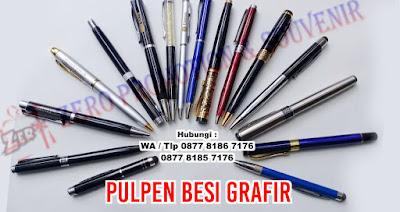 Jual Pulpen Besi Grafir Tangerang, jual Pulpen Besi / Stainless