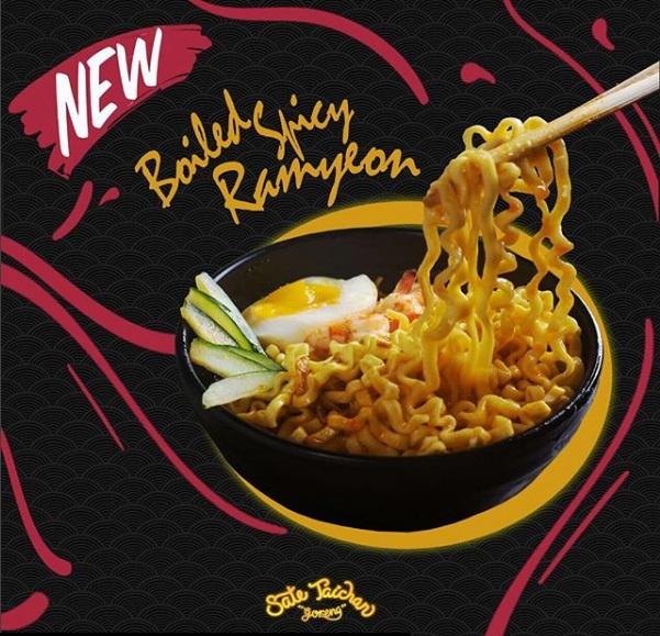 Spicy Delight Sate Taichan Goreng