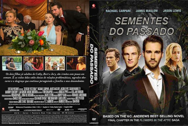 Capa DVD Sementes Do Passado