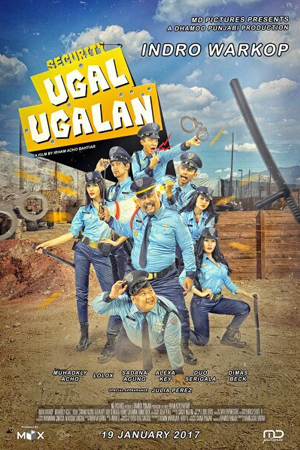 Review Security Ugal-Ugalan 2017 (Indro Warkop)