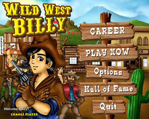 تحميل لعبة حل الكلمات الانجليزية Wild West Billy للكمبيوتر