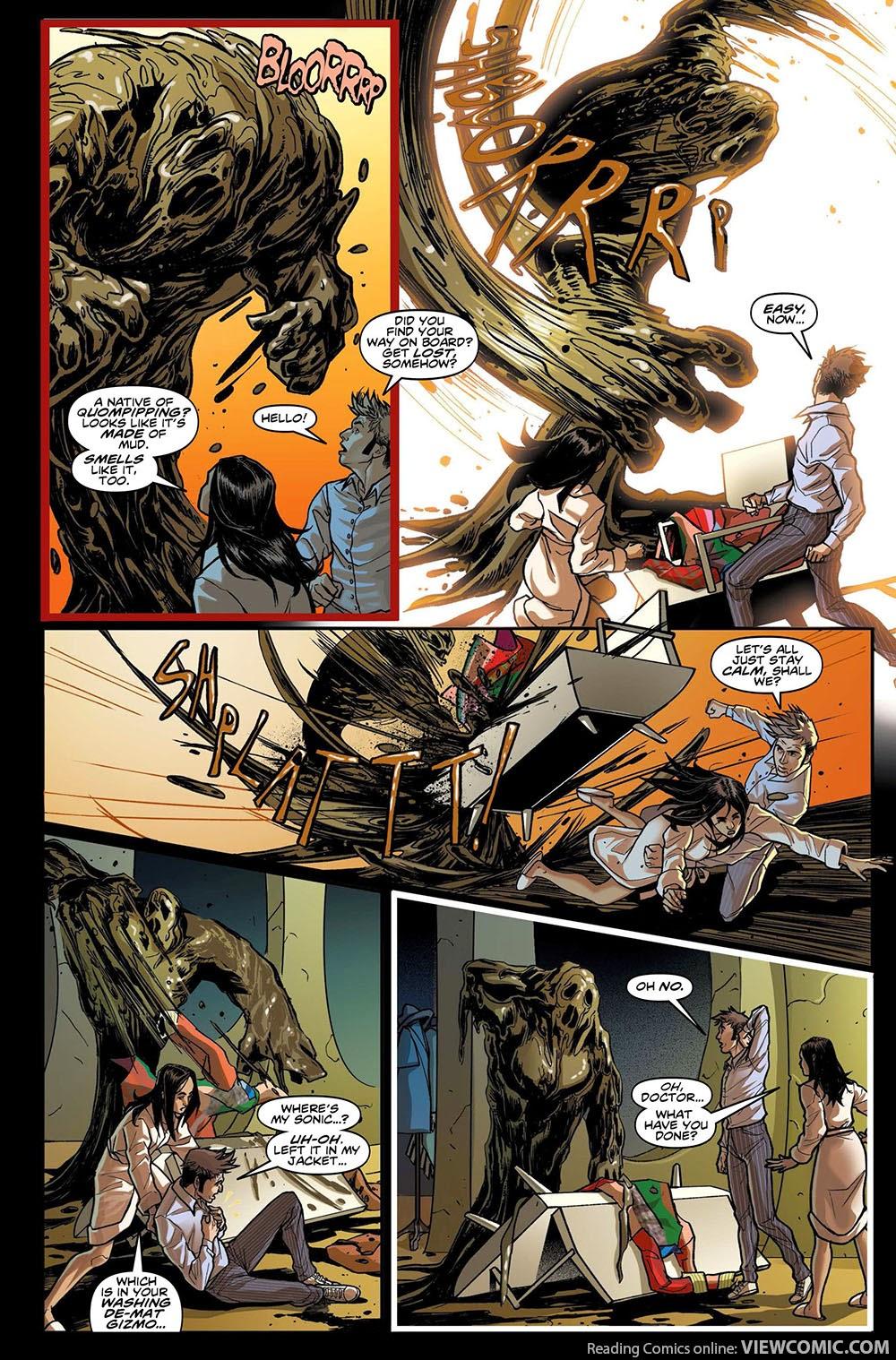 Free Comic Book Day 2015 – Doctor Who | Vietcomic.net