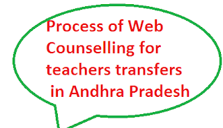 teachers transfers in ap andhra pradesh web counselling entitlement points