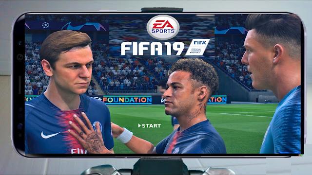 INCRÍVEL!! Acabou De Sair FIFA 19 MOBILE Para ANDROID Offline + Download
