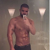 Look away Riri! Drake shares sexy shirtless photo