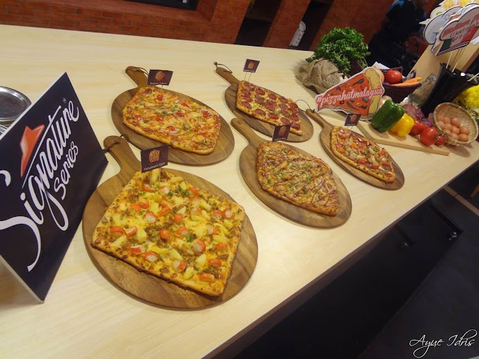 Pizza Hut Signature Series Hanya RM12.00