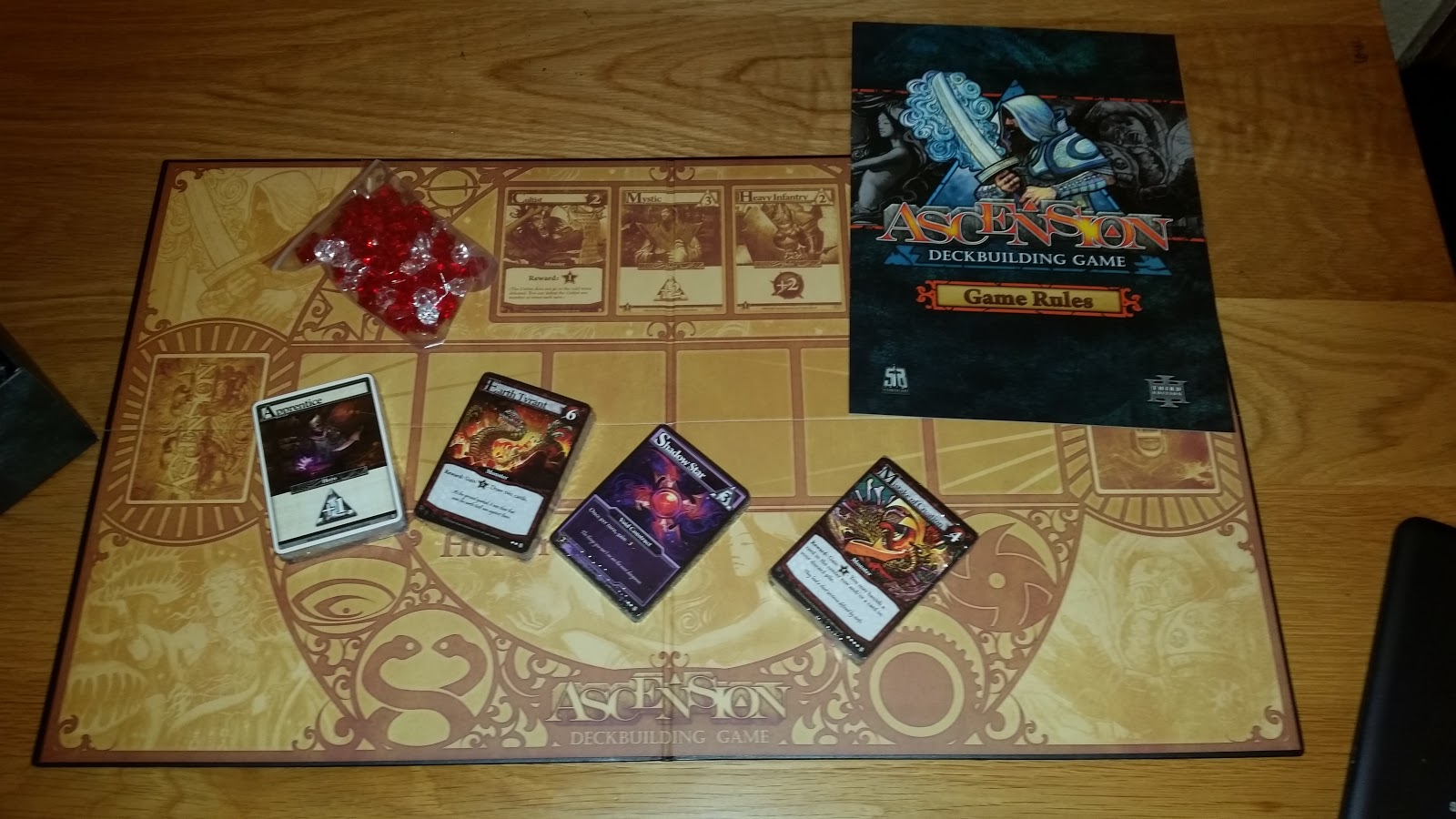 ascension deck building game review