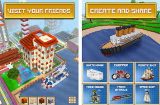 Download Block Craft 3D Apk Mod v2.10.12 Lost Of Coins For Android