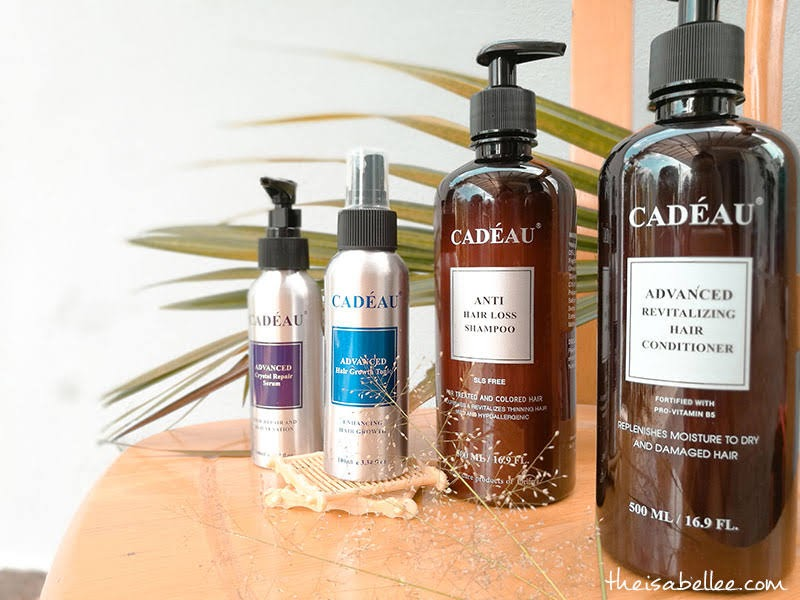 Cadeau Anti Hair Loss range