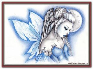 """Winter Fairy"" Tilton Crafts"