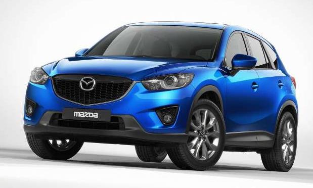 2018 Mazda CX-5 Redesign