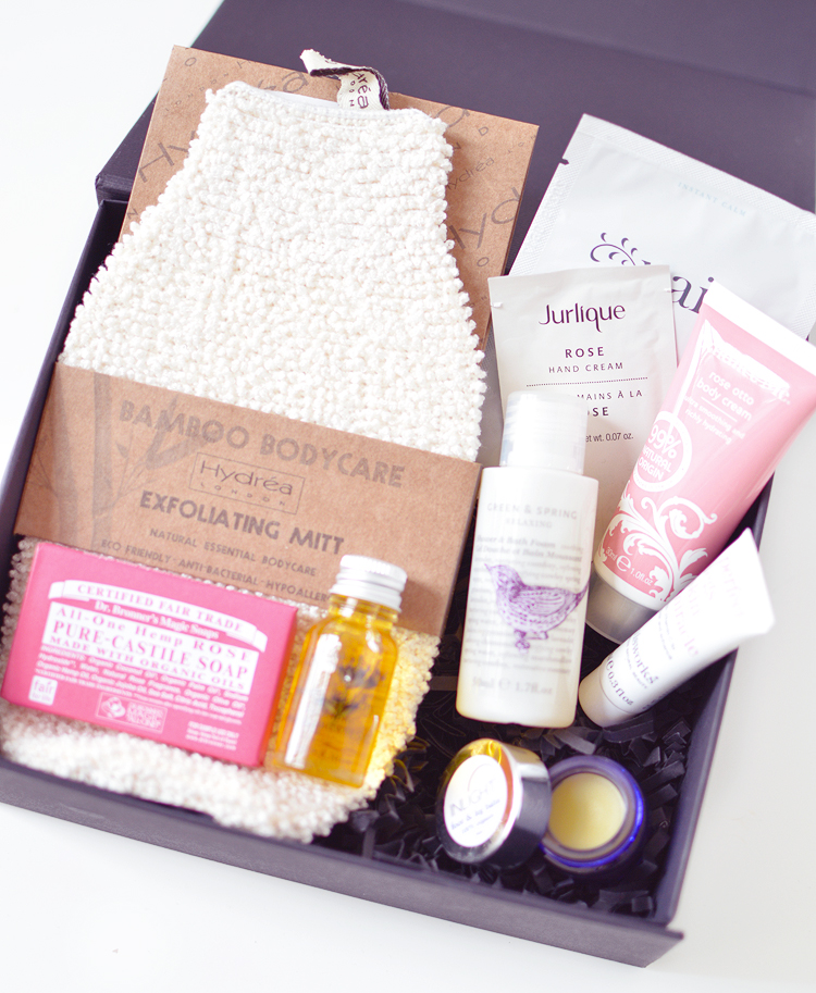 The Brilliant Body Discovery Box.