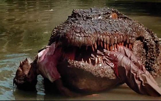 Killer Crocodile (1989) - Jarvis City.