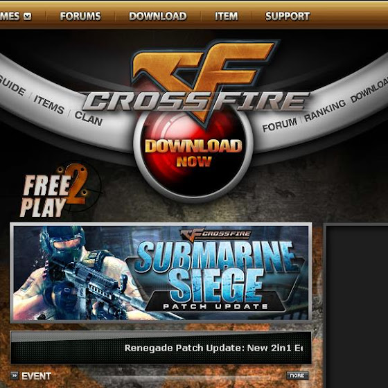 Problem Running Crossfire Philippines
