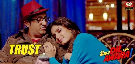 Audience in Love with Hai Apna Dil Toh Awara Movie Stars Rating by Public Review ,Film,Movie,Entertainment,Monjoy Joy Mukerji,