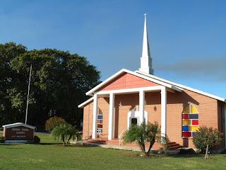 Iglesia en Pahokee
