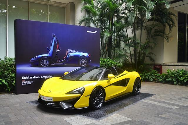 harga McLaren Jakarta