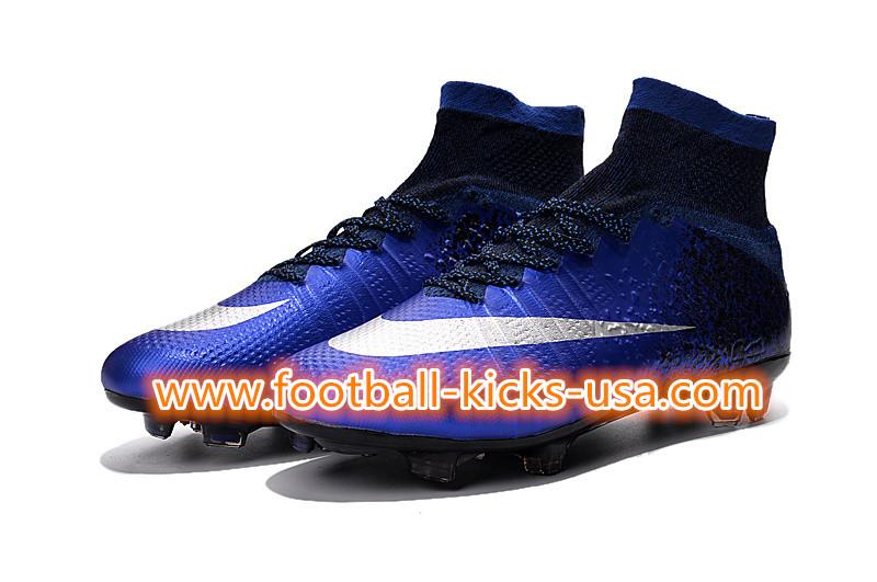 tanie z rabatem sprzedawane na całym świecie uważaj na footballkickzusa.com: Blue Nike Mercurial Superfly Cristiano ...