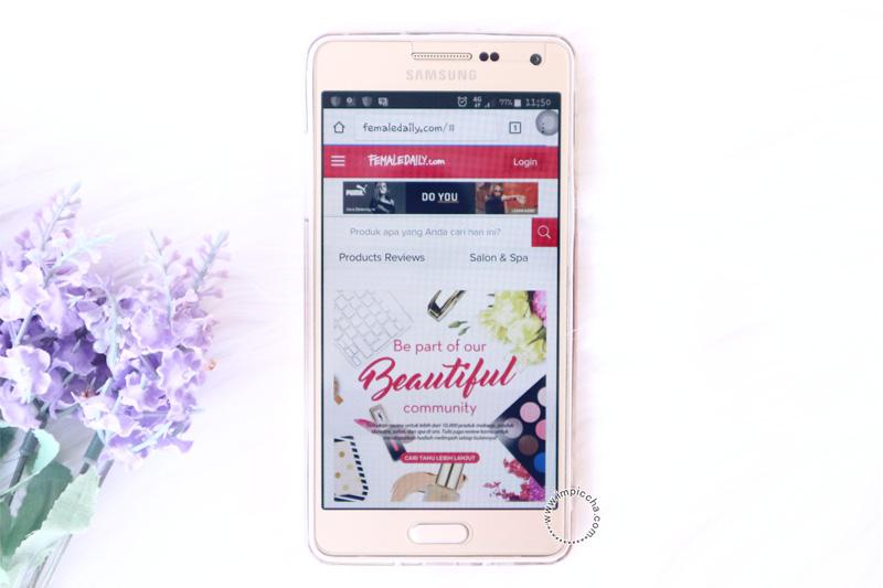 Browsing Menggunakan Smartphone