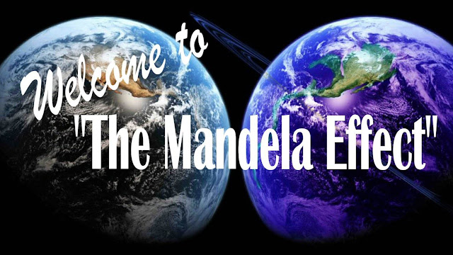 Welcome to the Mandela Effect because it is real heres the proof.