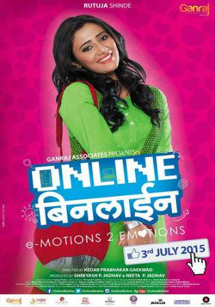 Online Binline 2015 HDRip 900Mb 720p Marathi Movie