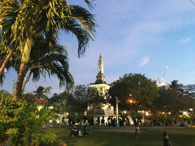 Mactan Shrine Cebu