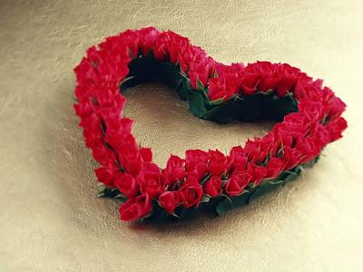 imagen de amor con rosas